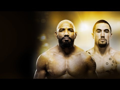 UFC 213: Romero vs Whittaker