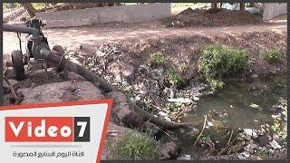 اهالى كفر أبو جبل : إلحقونا المدرسة آيلة للسقوط من سنتين وهتقع على العيال