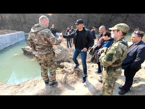 Новые разборки на Терновском озере - Не надо прикрываться детьми!