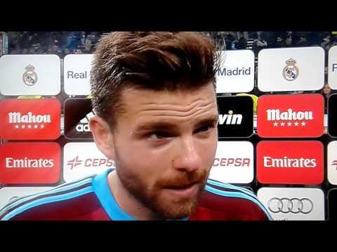 """Illarramendi: """"El madrid ha robado el partido"""""""
