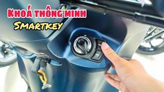 Hướng Dẫn Sử Dụng Khoá Thông Minh Smartkey Xe Tay Ga Yamaha   Quang Ya