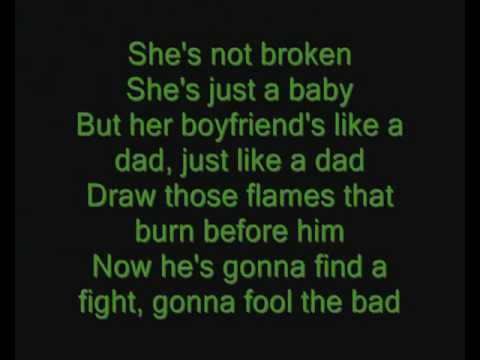 Lady Gaga-Alejandro Lyrics.flv