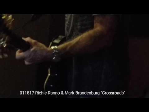 """Richie Ranno & Mark Brandenburg """"Crossroads"""""""