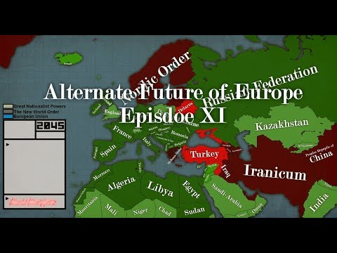 Alternate Future of Europe Episode XI: The Irish Revolt