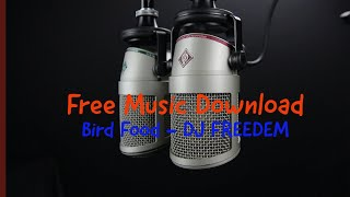Free Music Download : Bird Food - DJ FREEDEM from New York (Youtube Audio Library)