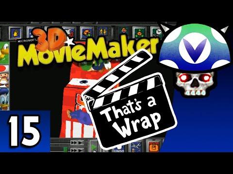 [Vinesauce] Joel - 3D Movie Maker ( Part 15 Finale )