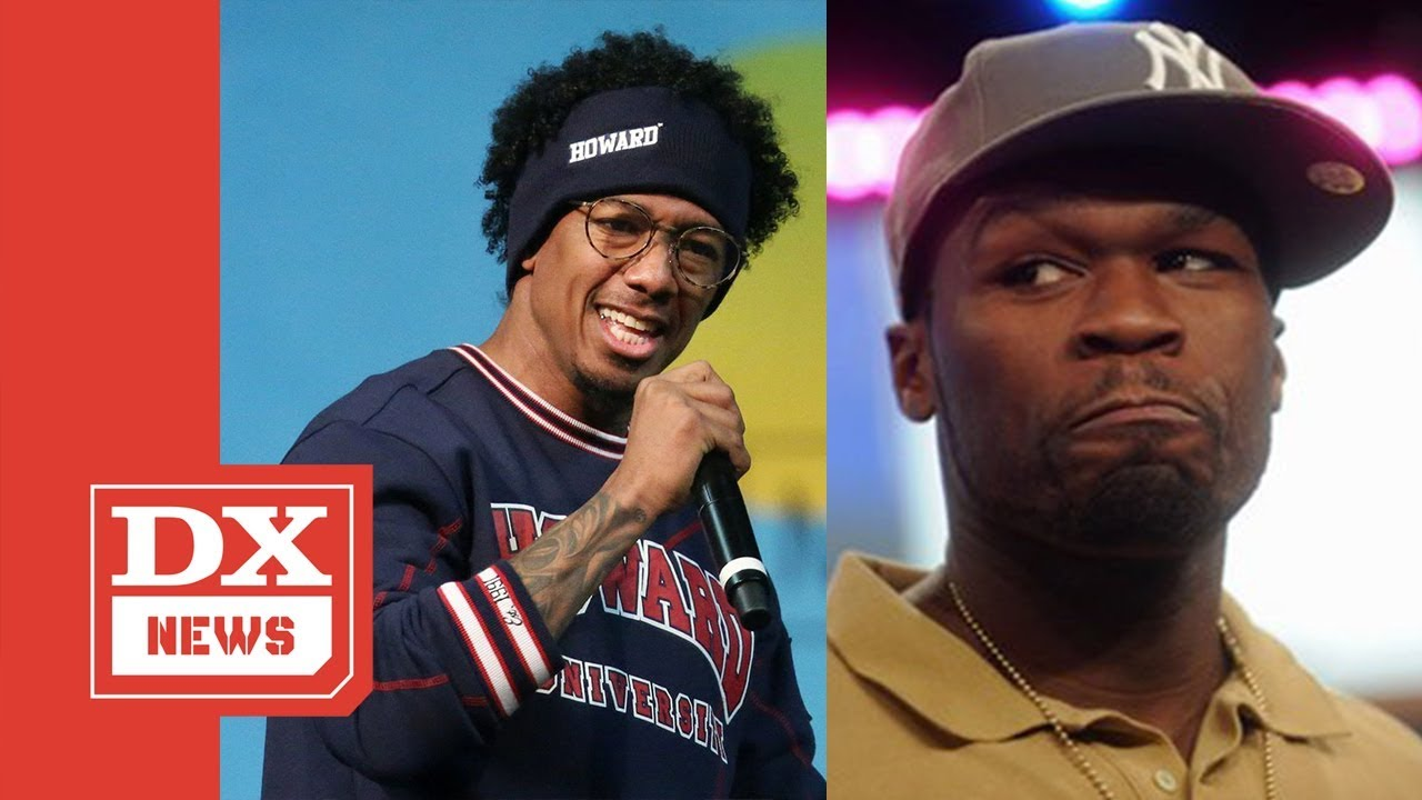 50 Cent Warns Nick Cannon Over Eminem Diss I Oughta Kick You In Your A Youtube