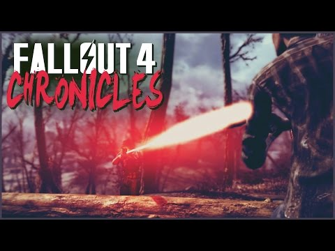 Fallout 4 Chronicles S02E01: The Raider King Reborn   The Cyber King [Modded]