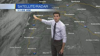 Noon Tuesday Weather Update August 22nd, 2017