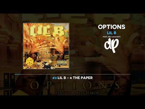 Lil B - Options (FULL MIXTAPE)