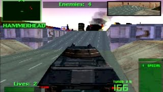Twisted Metal 2 Minion Tournament Playthough HD