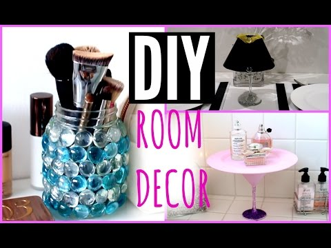 DIY Room Decor For Cheap! Dollar Store!