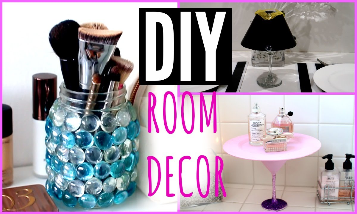 DIY Room Decor For Cheap! Dollar Store! - YouTube