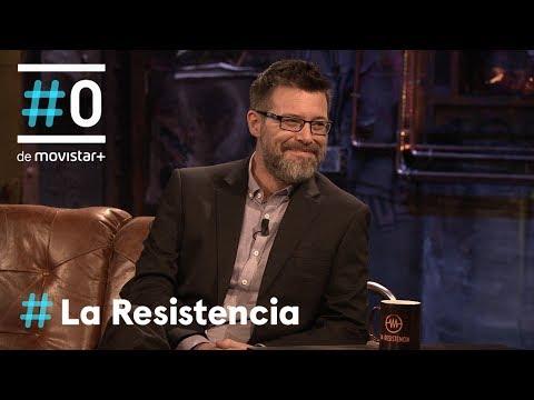 LA RESISTENCIA - La entrevista chorprecha de Quequé | #LaResistencia 12.02.2018