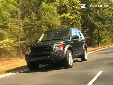 Roadfly.com - 2007 Land Rover LR3