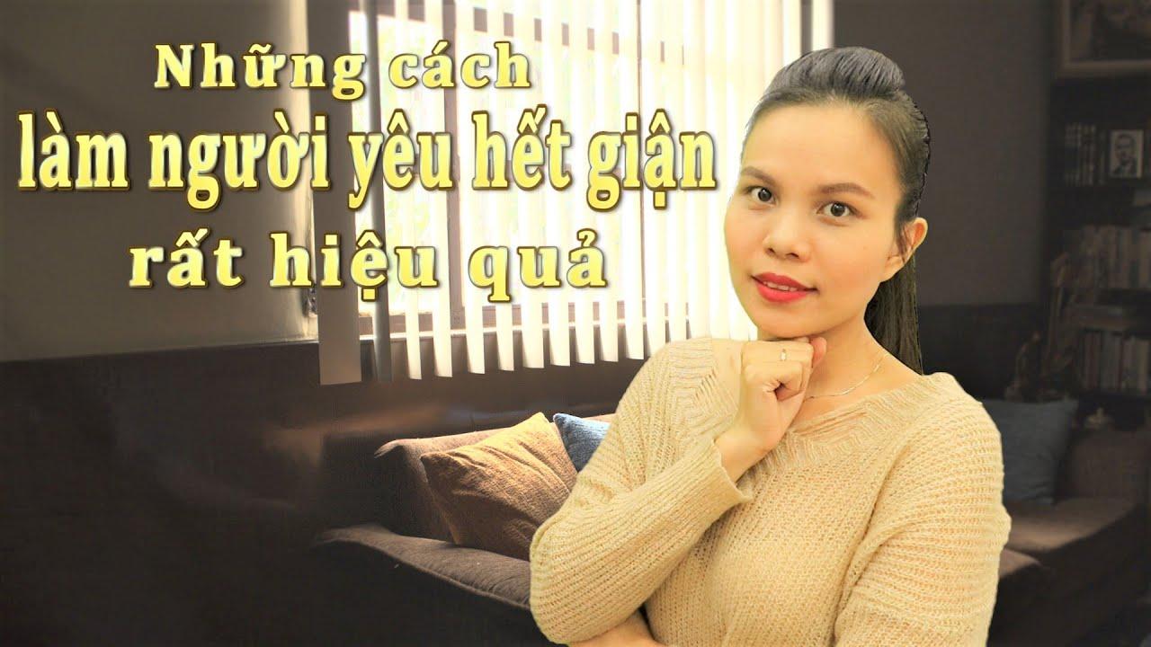 Cách làm người yêu hết giận rất hiệu quả | NHỮNG CÂU NÓI HAY về TÌNH YÊU #64 | VietQuotes