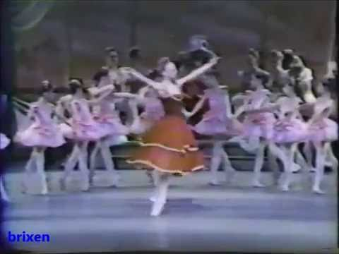 Coppelia 1978 NYCB (Balanchine) - Act 3 div - Golden Hours, Dawn, Prayer, Spinner