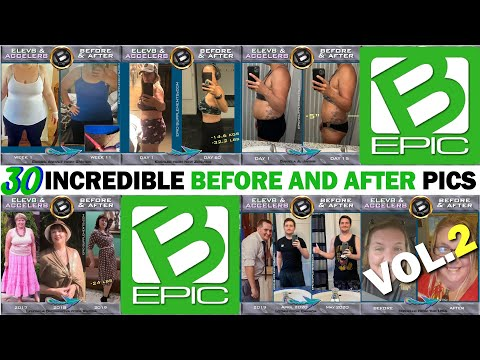 BEpic: Before & After Pics (from Weight Loss Reviews) Vol. 2