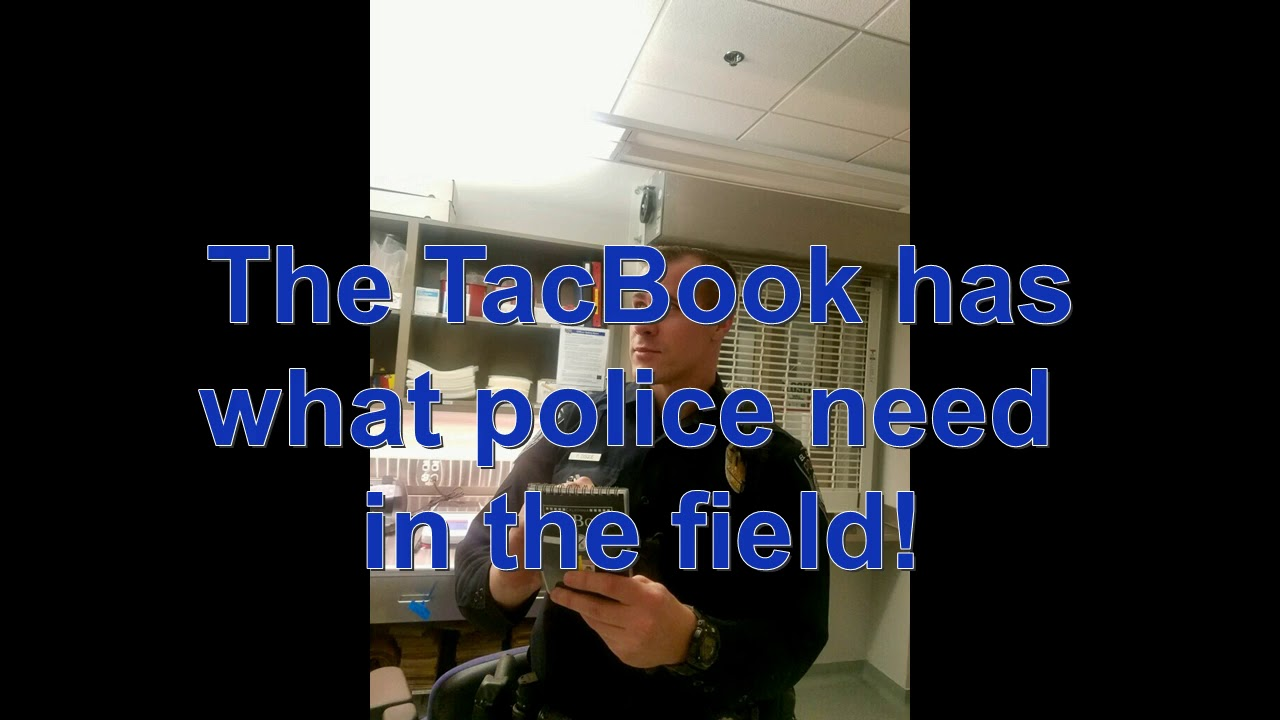 TacBook - Field Guide For Police