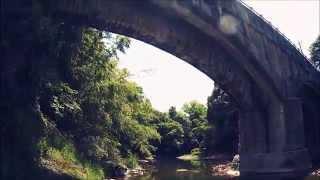 御坂サイフォン橋