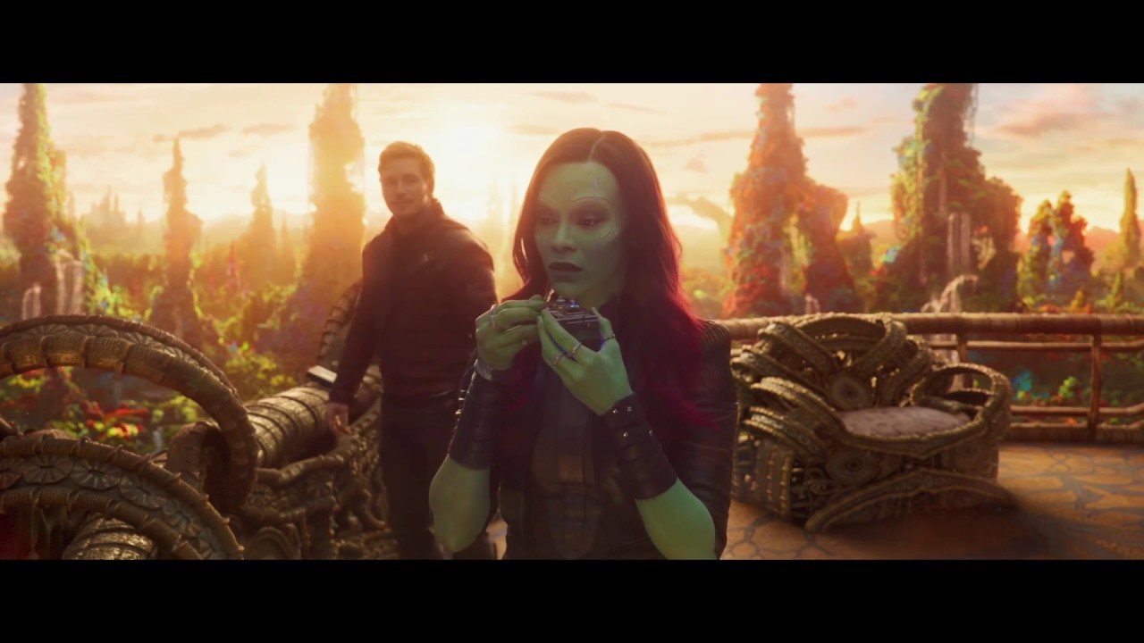 Things you missed in the Guardians Vol. 2 teaser |Gamora Guardians Of The Galaxy Trailer