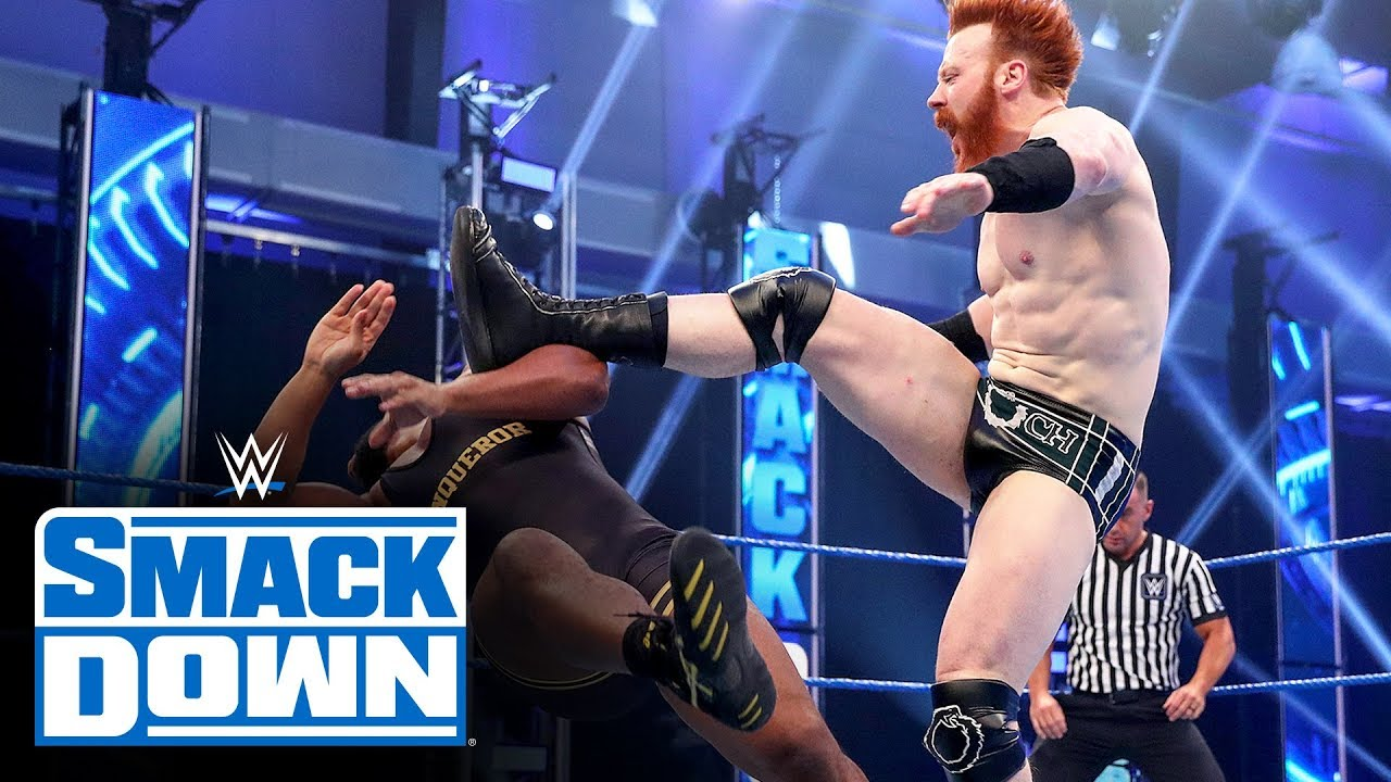 Denzel Dejournette vs. Sheamus: SmackDown, April 17, 2020