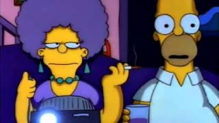 Los Simpsons - La llamarada Moe 1