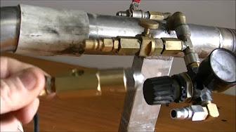 how to build a babington burner