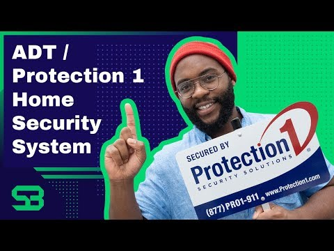 ADT/ Protection 1 Security System Review