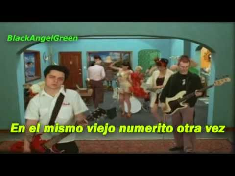 Green day- Redundant- (Subtitulada en español)