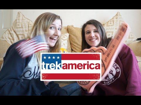 TREK AMERICA - Travel tips