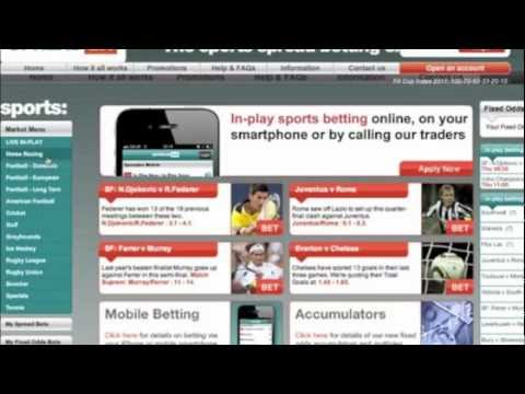Horse Racing And Spread Betting