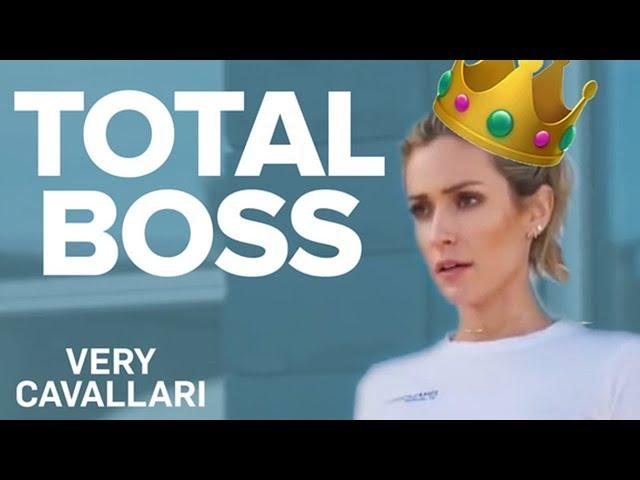 6 Times Kristin Cavallari Was A Total Boss | Very Cavallari | E!