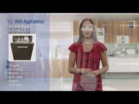 BLOMBERG LDVN2284 Dishwasher Review
