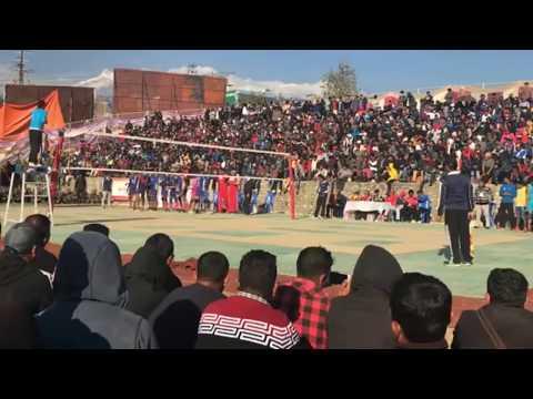 भलिबल MAN'S FINAL-  NEPAL ARMY नेपाल आर्मी V/S NEPAL ARM FORCE  नेपाल आर्म फोर्स  NEPAL POKHARA