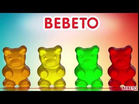 Renkli, Eğlenceli ve Tatlı BEBETO Ayıcıkları (Yumuşak Şeker)