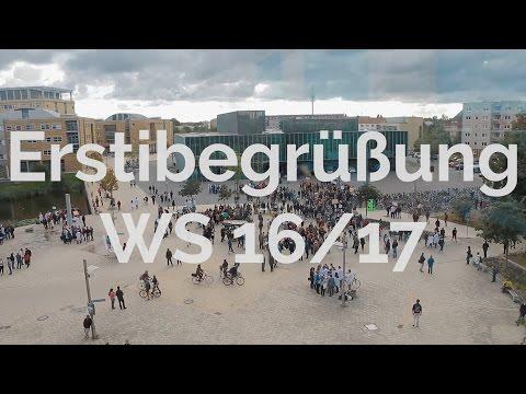 Erstibegrüßung WS 16/17 I Uni Greifswald