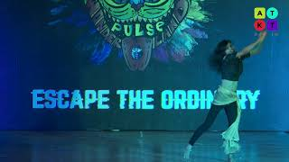 Gwalior Medical College Girl Bollywood Dance | Pulse 2018