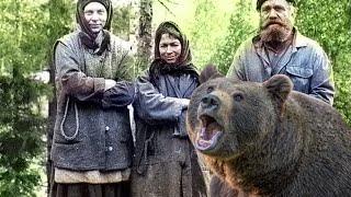Как отшельники Лыковы охотились на медведя. Из чего хлеб Агафьи Лыковой
