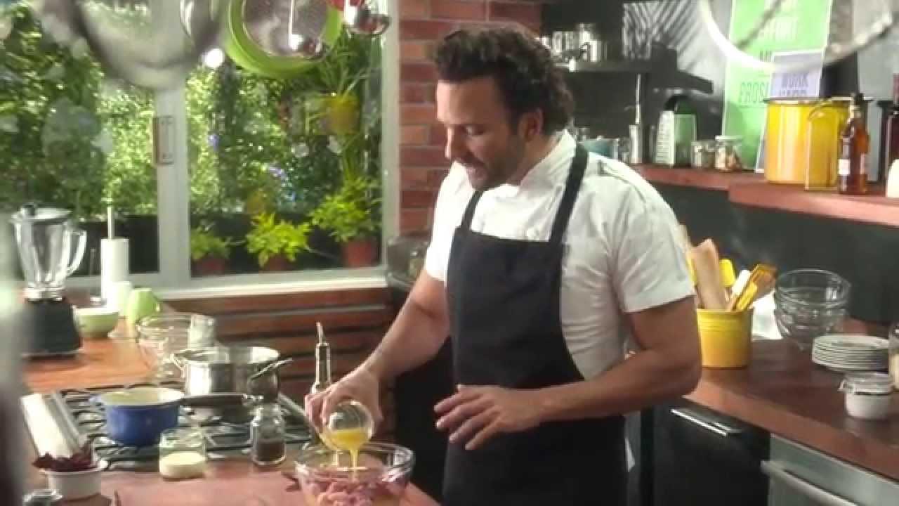 cocinando con el chef oropeza tortas ahogadas con salsa