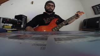 Mayhem Freezing Moon Bass Cover