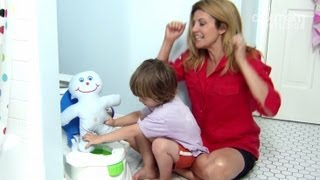 No-Fail Potty Training! - How To Be a Mom - Episode 8