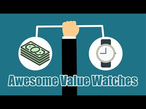 Awesome Watches And Watch Brands Under $2000