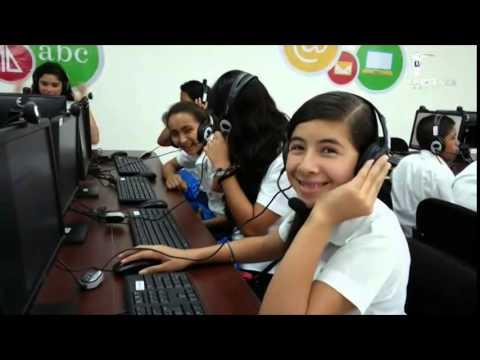 Inauguran centro digital de aprendizaje en Guadalupe, San Vicente