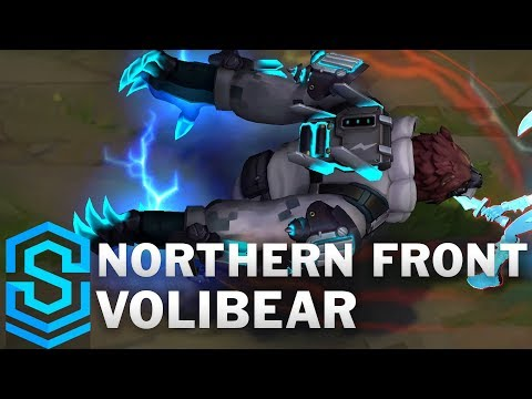 Northern Front Volibear (2020) Skin Spotlight - League of Legends