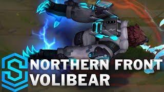 Northern Front Volibear (2020) Skin Spotlight - League of Legends