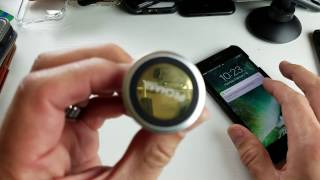 PECHAM Magnetic Car Mount for Smartphone Review