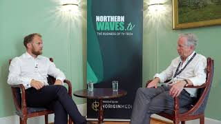 Northern Waves TV - A Norigin Media Initiative: Speaker Insight - Espen Erikstad