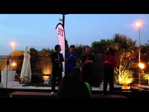 Actuación Sergio terraza Silk Alcobendas