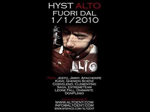 Hyst - 05 - Mal Di Testa (ALTO - RAP ITALIANO)